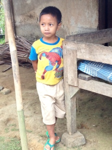 Learned all about this little boy and his family in Bali.  Living a completely different life than what I've grown accustomed too, but still happy as long as they have their family and their health.